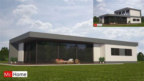 Nieuwbouw Huis Bouwen Prijzen by Gallery Of Moderne Bungalow Woning Bouwen Met Veel Glas In