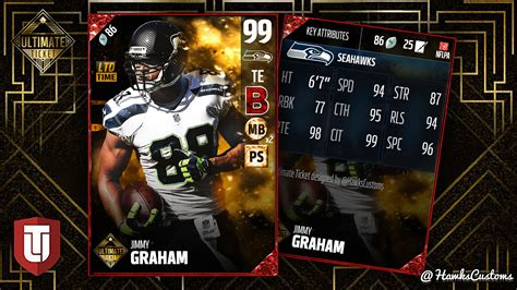 current list  confirmed ultimate ticket players madden