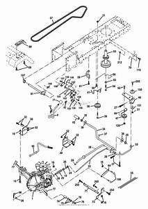 Ayp  Electrolux Pdb18h42sta  2003  Parts Diagram For Drive
