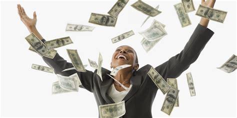 lottery money win winners jackpot they does