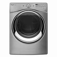whirlpool duet steam Shop Whirlpool Duet 7.3-cu ft Stackable Electric Dryer with Steam Cycle (Diamond Steel) at Lowes.com