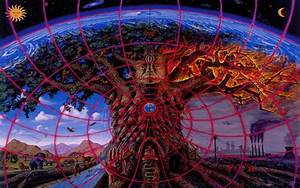 Alex Grey: Why Visionary Art Matters | Burners.Me: Me ...