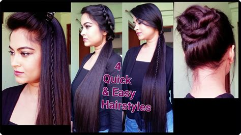 quick easy hairstyles for medium hair hairstyle for