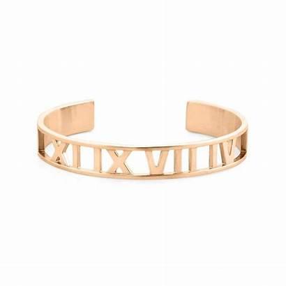 Roman Numeral Date Bar Capsuljewelry Numerals Necklace