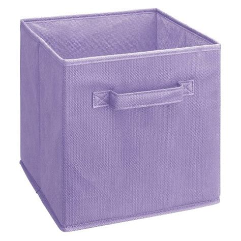 closetmaid cubeicals fabric drawers 1 pack target