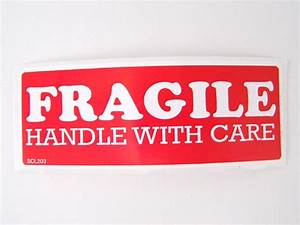 75 Fragile - Handle With Care Labels. Starting at $3 on ...