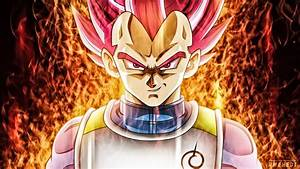 Vegeta Super Saiyan God #2 by rmehedi on DeviantArt