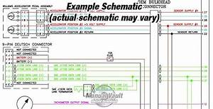 Cummins Qsx15 Ecm Wiring Diagram