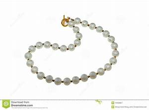 Pearl Necklace Royalty Free Stock Photography - Image: 16450857