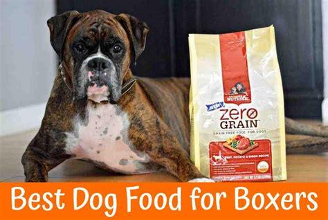 dog food  boxers guide    bones