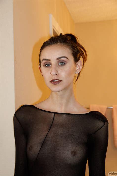 Jasmine Simco Nude Bodystocking Zishy