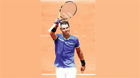 Nadal angry at the umpire's behavior : 'I'm not a machine ...