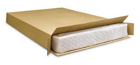 New Twin Mattress Boxspring Moving Shipping Box