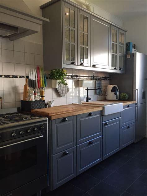 ikea gray kitchen cabinets new kitchen ikea bodbyn grey kitchen inspiration
