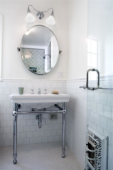 White Wainscoting Bathroom by Photo Page Hgtv