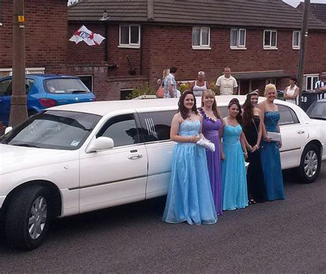 Prom Limo by Limo Hire Birmingham Birmingham Limo Hire Hummer Limo