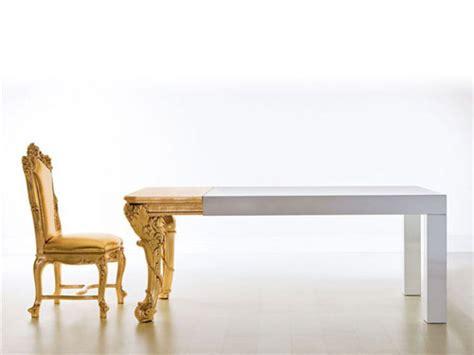 Il Capo Dining Table dramatic dining table by creazioni il capo