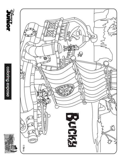 jake    land pirates coloring pages  printable jake    land pirates