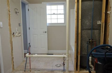 jackandjill bathroom remodel begins sawdust girl174