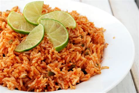 mexican dishes mexican rice recipe dishmaps
