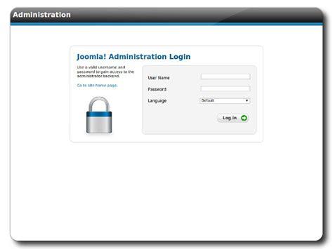 Administration Login