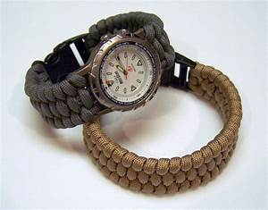 10 Paracord Watch Band DIY Projects   Guide Patterns