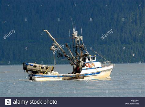 Alaska Commercial Fishing Boat by Commercial Fishing Boats In Seward Alaska Ak U S United
