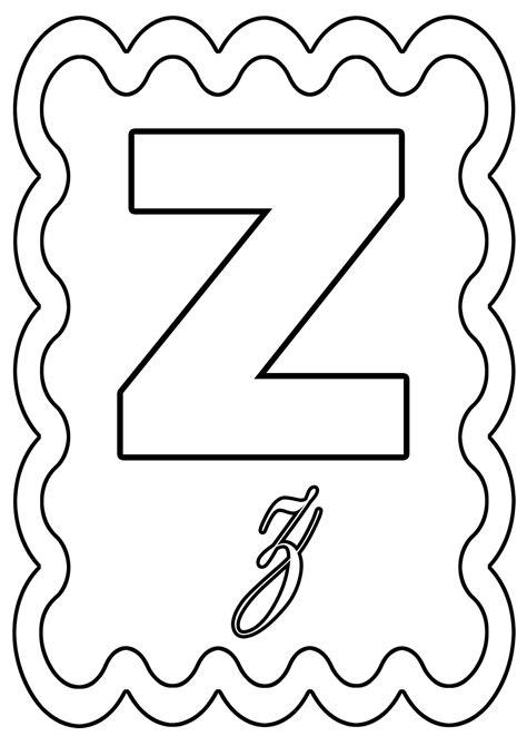 coloriage lettre   colorier ou  gommettes