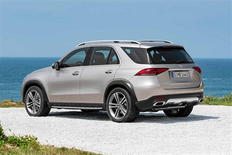 New 2019 Mercedesbenz Gle Boasts 'extraordinary' Comfort