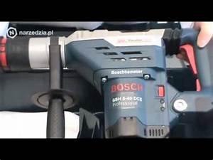 Bosch Gbh 5 : m ot udarowo obrotowy bosch gbh 5 40 dce youtube ~ Orissabook.com Haus und Dekorationen