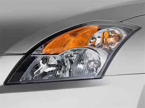 image 2009 nissan altima 4 door sedan i4 cvt s headlight