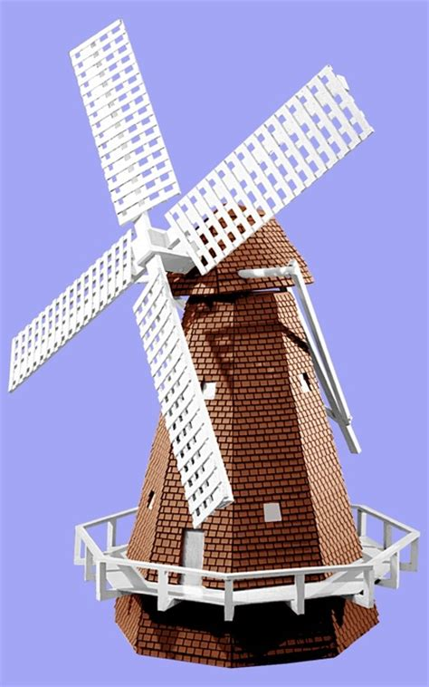 plans  build wooden dutch windmill plans  plans