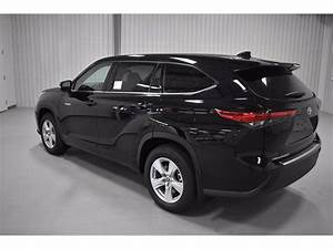 Research The New 2020 Toyota Highlander Hybrid For Sale