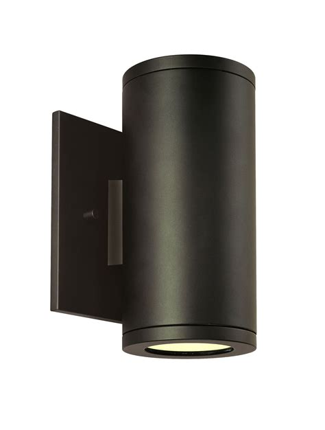 wall mounted led garden lights wall mounted outdoor lights for added security in your