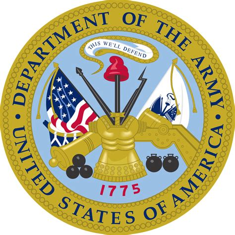 us department of state bureau of administration file emblem of the united states department of the army