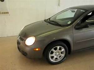 2005 Dodge Neon Problems line Manuals and Repair