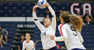 Saint Mary's College Women's Volleyball Position Camp