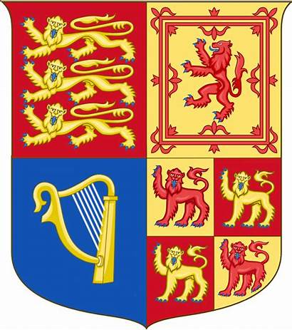Arms Kingdom Including Royal United Wales Heraldry