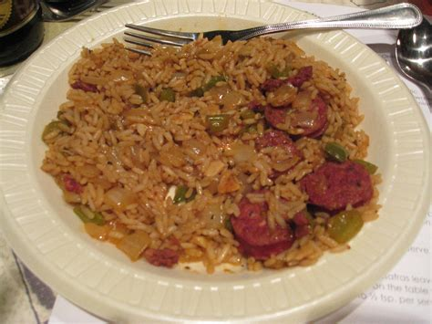 Jambalaya At The New Orleans School Of Cooking  French