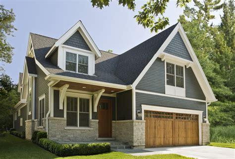 Custom Home Exterior  Traditional  Exterior  Chicago