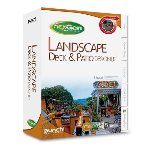Home Landscape Design Professional With Nexgen Technology V3 by There Is True February 2015