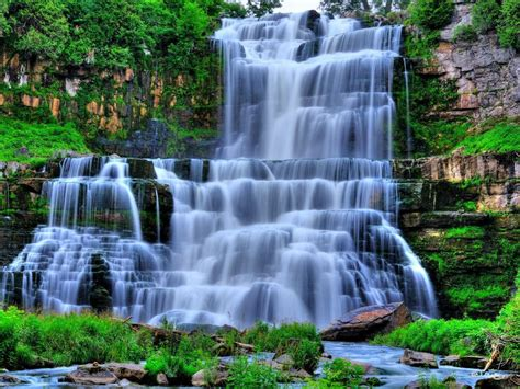 Animated Wallpaper And Desktop Backgrounds Waterfalls Hd Mpg - waterfall hd wallpapers 71