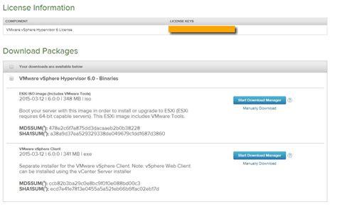 Download Free Esxi 6.0 License Keys