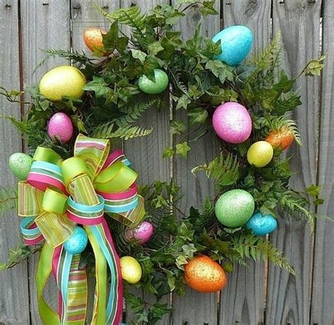 pretty easter wreath pictures photos and images for and