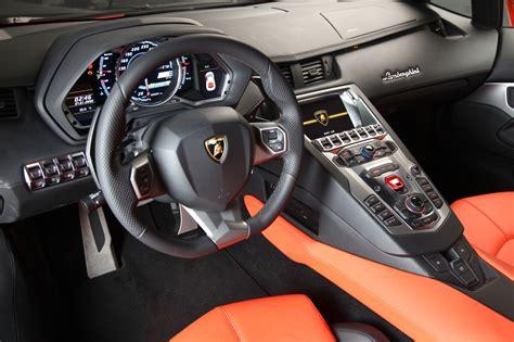 Lamborghini Aventador Interior Black 7fpat0ge Engine