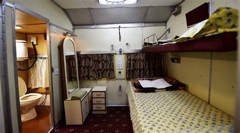 irctc opens railway luxury coaches  public