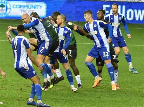 Player ratings: Wigan Athletic v Plymouth | Wigan Today