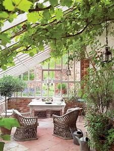 Jardin D Hiver Veranda : inspiration entre int rieur et ext rieur la v randa ~ Premium-room.com Idées de Décoration