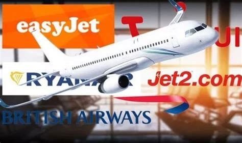 Flights: Latest BA, easyJet, TUI, Ryanair and Jet2 updates ...