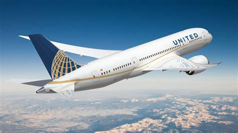 "World Of Planes: United Airlines Unveils ""Special"" Livery for 787 Dreamliner"